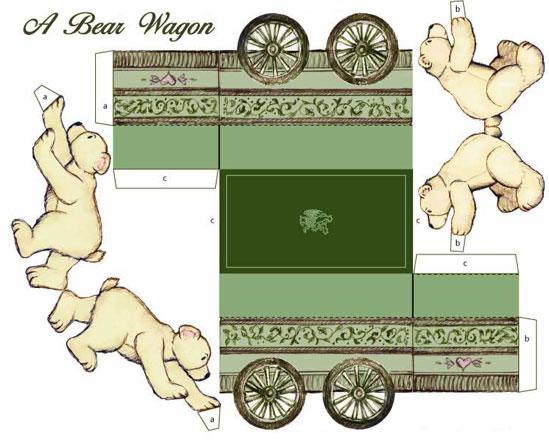 Gardez Wagon
