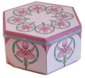 Fushia Box